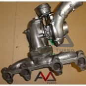 GTB2260VK MFS Vacumatic on 1.9TDI colector