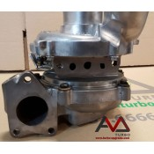 GTB2265VKLR in Audi 2260 exhaust housing