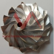 Compressor wheel Billet AVD60GENII 11+0