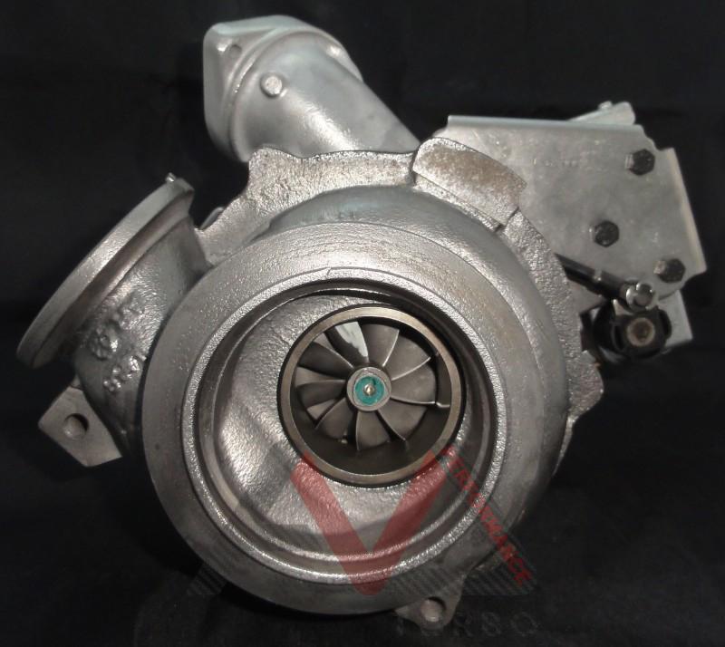 Bmw X6m Turbo Upgrade: GTB2269VK Bmw E90 / E91 325d 330d Stage 3