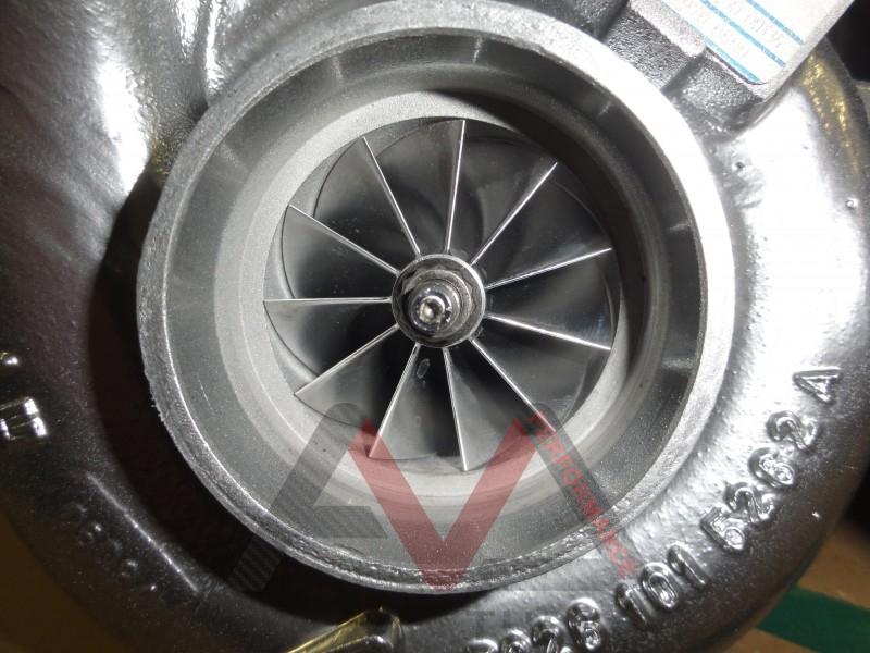 Hybrid turbos for Bmw 535d E60 - 450hp - 535d E60 / E61
