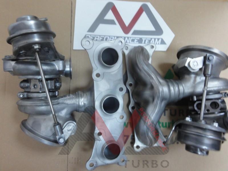 I N Hybrid Turbos Set For HP I EEEE - Bmw 335i turbos