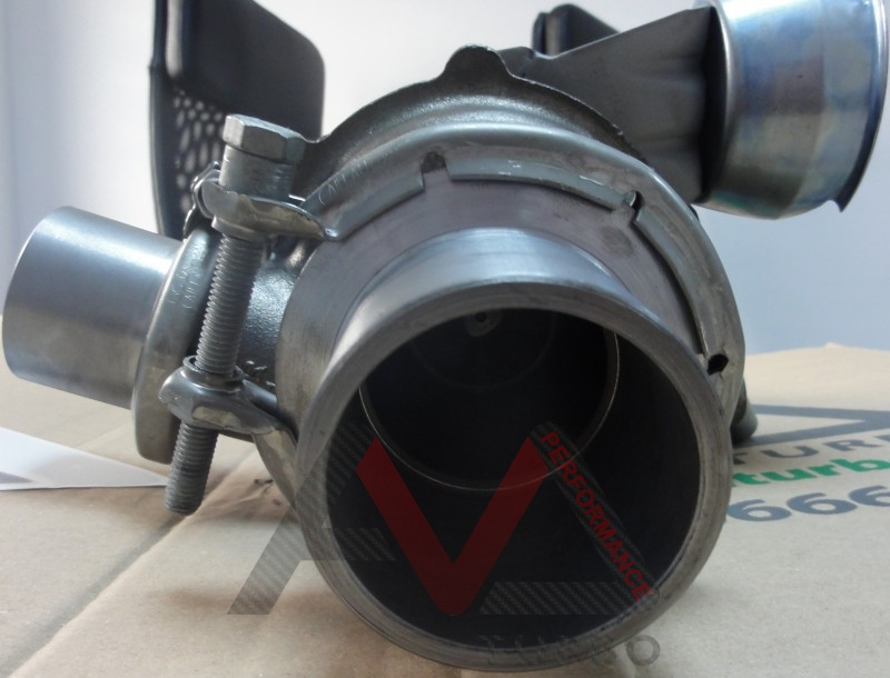 Ball Bearing Turbocharger GTD1752VRK