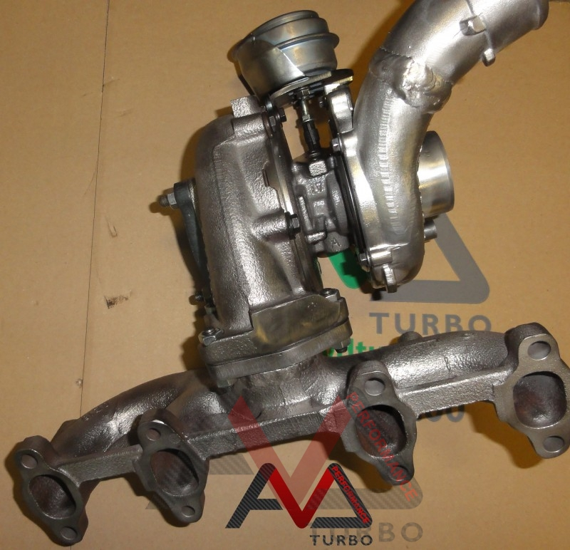 Turbochargers Hybrid Turbos - GTB2260VK - Turbo upgrade
