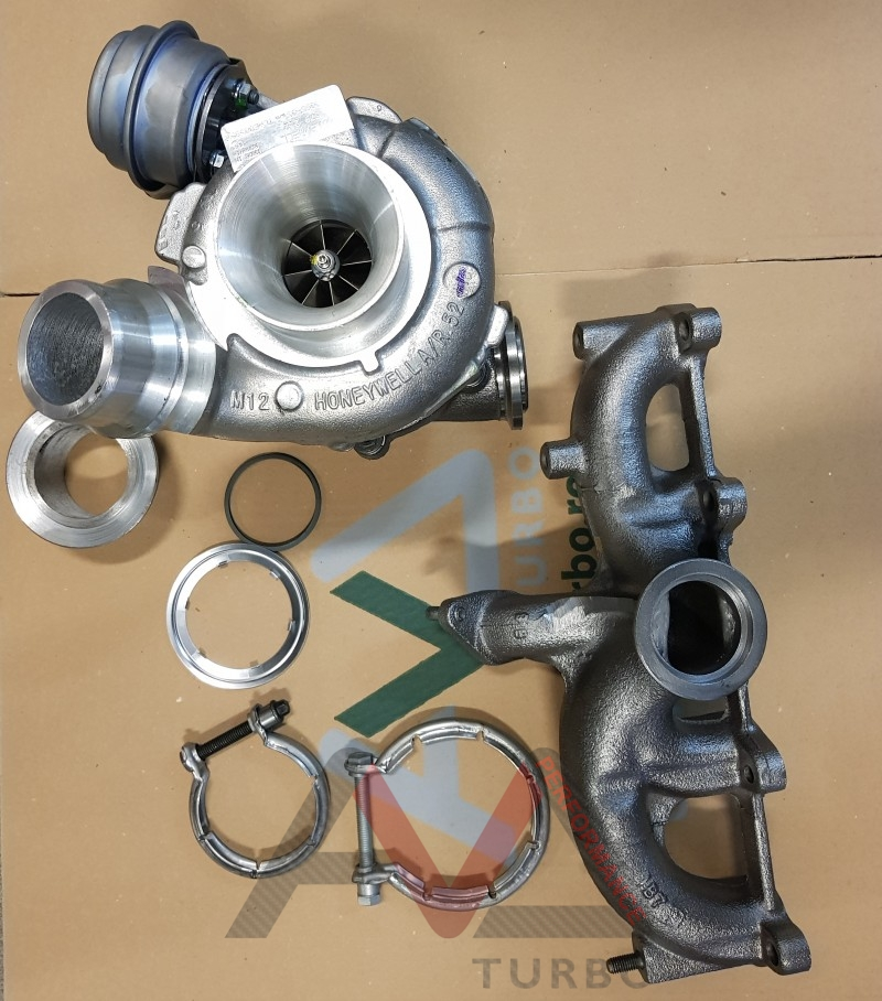 GTD1752VRK with manifold for 1.9TDI 2wd