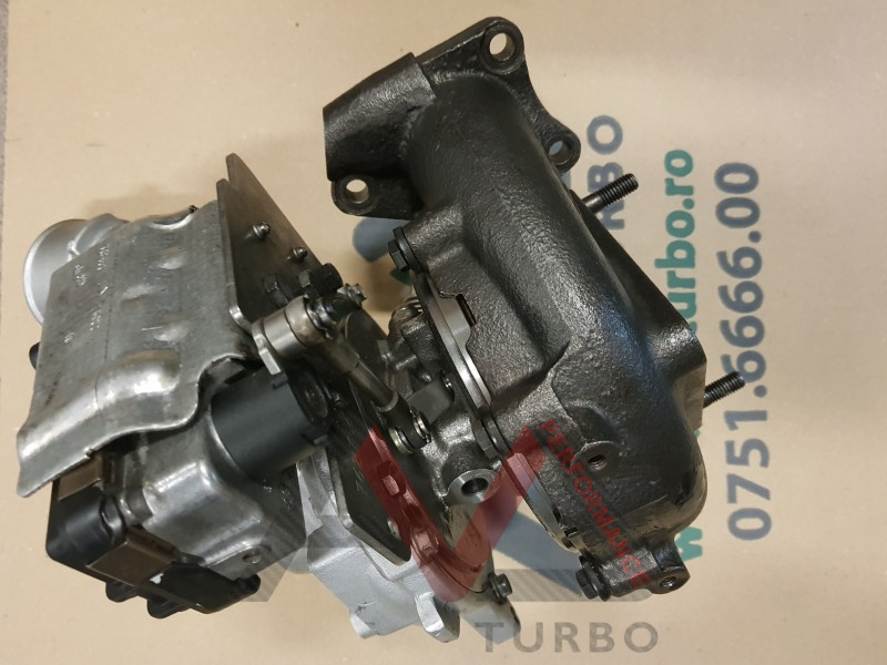 GTB2565VK Electronic for 3.0TDI