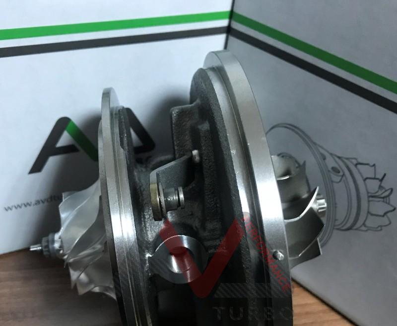 GTB2260VK CHRA - Ultra light Turbine wheel + Billet Compressor wheel GEN II