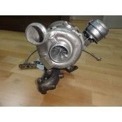 GTB2260VKLR ceramic with exhaust manifold for 1.9TDI