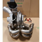 Turbochargers Hybrid Turbos - GTB2260VK - Turbo upgrade