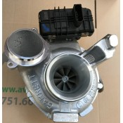 Garrett Turbocharger For BMW 3.0D 190kw (258hp)