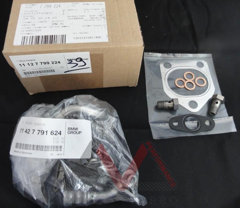 Bmw E90 320d 163cp Stage 1 - Bmw Seria 3 E90/E91 - Turbo upgrade
