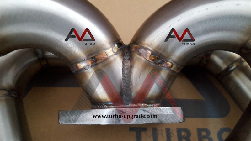 CUSTOM EXHAUST TUBULAR MANIFOLD FOR 1.9TDI 8v GTB1756VK / GTB2056VK / GTB2260VK.