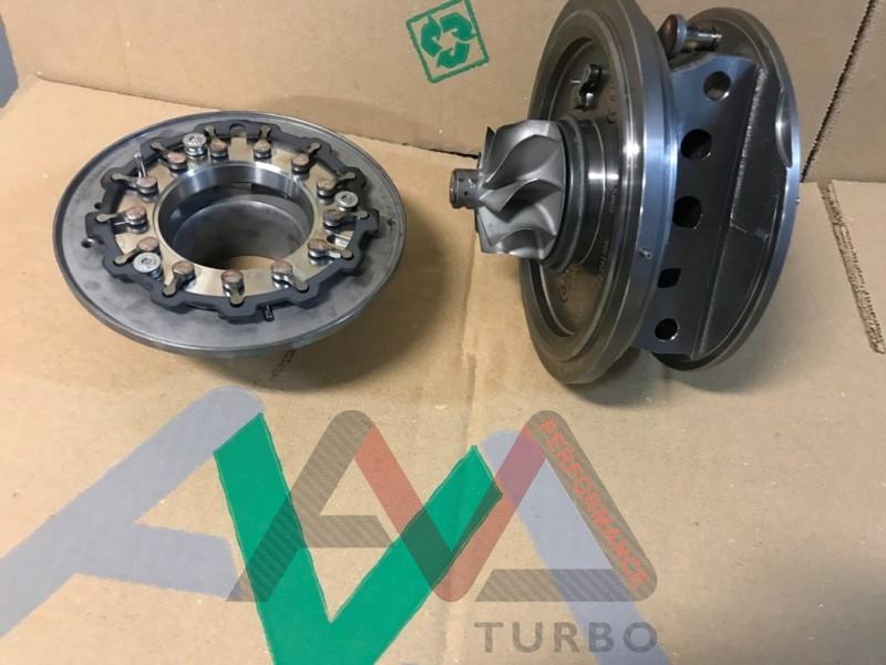 Ball Bearing CHRA + Nozzle ring + Basket for 2260VKLR 794877 Garrett Brand NEW