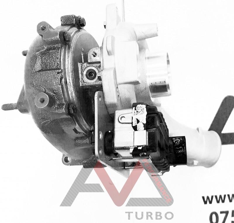 GTB2568VKLR Audi A5/A6/Q7